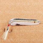 Блесна колеблющаяся DAIWA D-Spoon / 21г - 85мм / Silver F (0914)