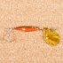 Блесна вращающаяся DAIWA Silver Creek Spinner Z 1040C H-Black/Gold (0442)