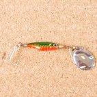 Silver Creek Spinner Z 1040C H-Green G (0443)