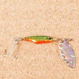 Silver Creek Spinner Z 1060 H-Green G (0403)