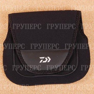 Неопреновый чехол для катушки с карманом DAIWA Neo Reel Cover SP-MH (19х32 см)