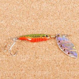 Silver Creek Spinner Z 1090 H-Green G (0423)