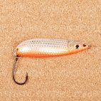 Блесна колеблющаяся DAIWA Silver Creek Masau 30 гр / Orange Back (2709)