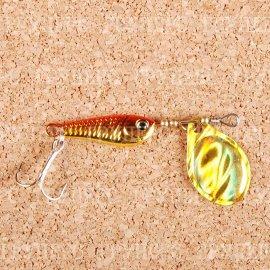Silver Creek Spinner R 1040 C / Holo Akakin (0221)