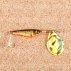 Блесна вращающаяся DAIWA Silver Creek Spinner R 1060 C / Holo Kurokin (0227)