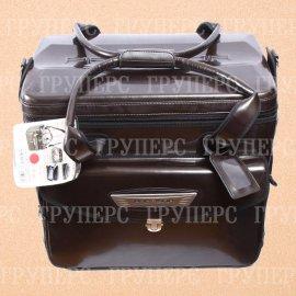 PV HERA BAG 50(D) GUNMETAL  (7248)