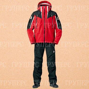 Костюм непромокаемый дышащий DAIWA GORE-TEX DR-1504 Red 3XL