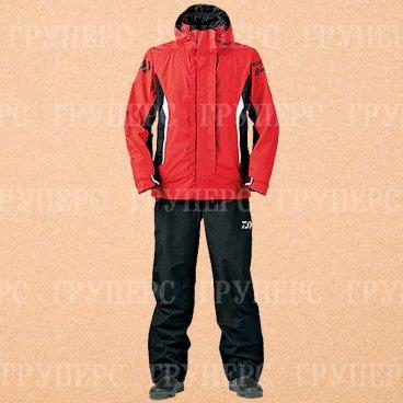 Костюм непромокаемый дышащий DAIWA DR-3104 RED-4XL