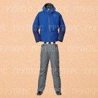 Костюм утеплённый непромокаемый дышащий DAIWA GORE-TEX GT Winter Suit Blue XXL DW-1203