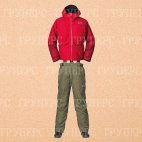 Костюм утеплённый непромокаемый дышащий DAIWA GORE-TEX GT Winter Suit Red XL DW-1203