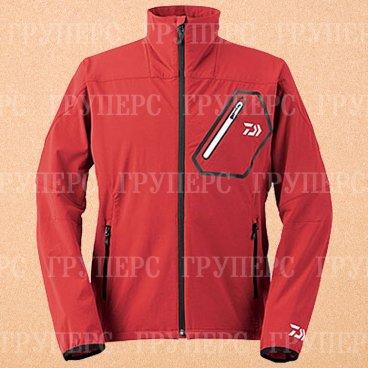 Джемпер DAIWA SCHOELLER 3XDRY DJ-2104 Red 3XL