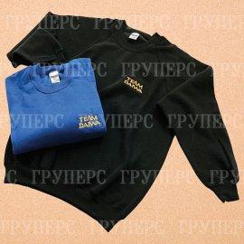 Team Daiwa Sweatshirt Black размер -  L / SSBLK-L
