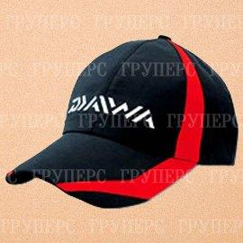Бейсболка DAIWA DC-3401 BLACK FREE 14513361
