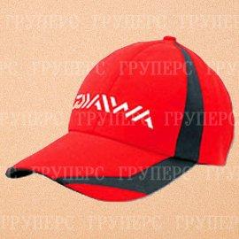 Бейсболка DAIWA DC-3401 RED FREE 14513365