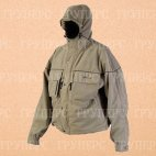 Куртка забродная непромокаемая дышащая DAIWA Wilderness XT Wading Jacket - размер XL (52-54) / WDXTWJ-XL