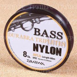 Bass Durabra Tripleten 2.0 8Lb( 0,235 мм ) 80м