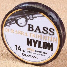 Bass Durabra Tripleten 3,5 14Lb( 0,310 мм ) 80м