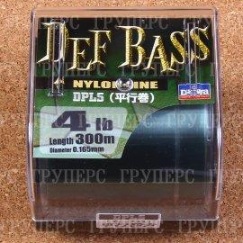 DEF BASS NYLON 4LB-300 5251