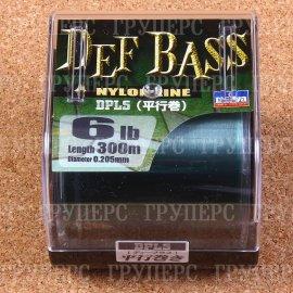DEF BASS NYLON 6LB-300 5253