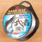 Монолеска DAIWA Samurai SA-300M 16lb 0,33 мм ( 300м )