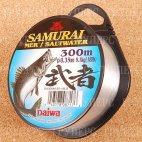 Монолеска DAIWA Samurai SA-300M 18lb 0,35 мм ( 300м )