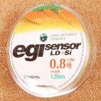 Плетеная леска DAIWA EGI Sensor LD + SI 0,8-120P 5,5kg ( 120м )
