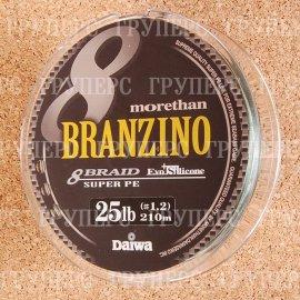 Morethan BRANZINO 8 Braid + Si / #1,2 (25LB) - 210