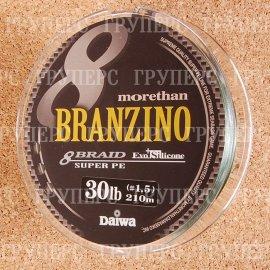 Morethan BRANZINO 8 Braid + Si / #1,5 (30LB) - 210