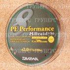 PE Performance 8 Braid + Si  / #2 (12,5 кг) - 120м
