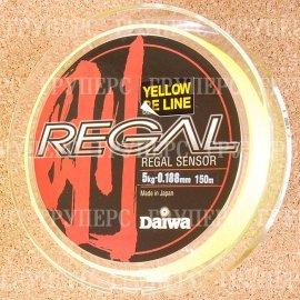 Regal Sensor -  5kg - 0.188мм - 150м (жёлтая)