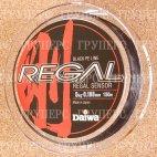Плетеная леска DAIWA Regal Sensor -  5kg - 0.188мм - 150м (чёрная)