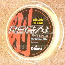 Regal Sensor - 10kg - 0.244мм - 150м (жёлтая)