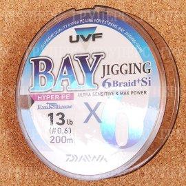 UVF Bay Jigging 6 Braid + SI 0,6-200 5,8kg ( 200м )