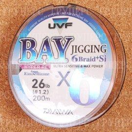 UVF Bay Jigging 6 Braid + SI 1,2-200 12kg ( 200м )