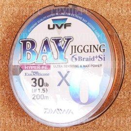 UVF Bay Jigging 6 Braid + SI 1,5-200 13,5kg ( 200м )