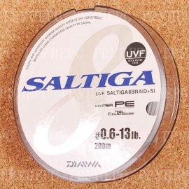 UVF Saltiga 8 Braid + SI 0,6-13lb-200 5,8kg ( 200м )