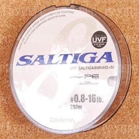 UVF Saltiga 8 Braid + SI 0,8-16lb-200 7kg ( 200м )