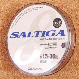 UVF Saltiga 8 Braid + SI 1,5-30lb-200 13,5kg ( 200м )