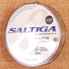 UVF Saltiga 8 Braid + SI 1-20lb-200 9kg ( 200м )