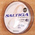 Плетеная леска DAIWA UVF Saltiga 8 Braid + SI 2-35lb-300 15,8kg ( 300м )