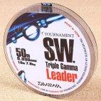 Поводковый материал DAIWA TOURNAMENT Triple Gamma SW (0,33мм) - 50м
