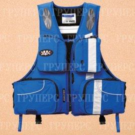 Жилет DAIWA плавающий XVX XF-6313 BLUE L 04535297