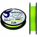 J-Braid X4 Yellow 0.25мм 135м
