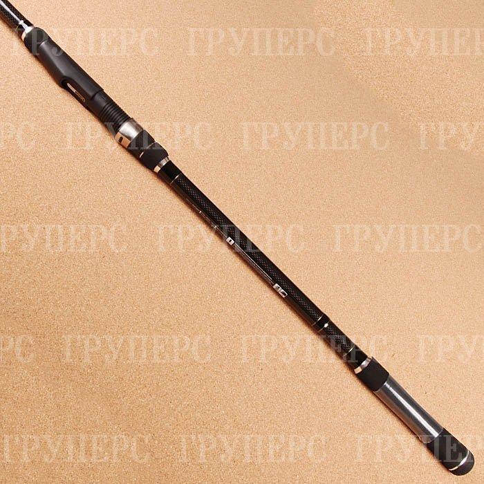удилище карповое daiwa samurai carp sac 3300t